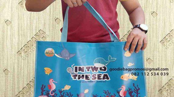 Contoh Goodie Bag Ultah Custom Klien Di Puri Flamboyan Rempoa Ciputat