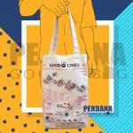Tote Bag Printing Kirim Ke Jl M.H. Thamrin Gondangdia, Menteng