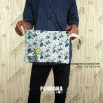 Contoh Pouch Souvenir Custom Klien Dago Bandung