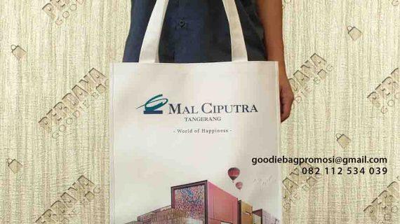 Buat Custom Tas Promosi Plaza Ecoplaza Citra Raya Tangerang