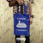 Dapatkan Jual Tote Bag Kanvas Murah Sablon Custom Di  Cipayung Jakarta Timur