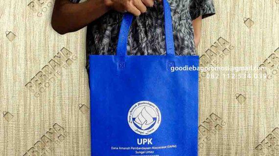 Jual Tas Souvenir Press Project Sungai Limau Sumatera Barat