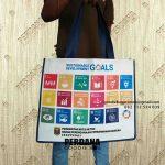 Pesan Tote Bag Besar Kirim Ke Kota Metro Lampung