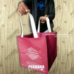Pesan Tas Spunbond Nasi Box Untuk Klien Greenaya Residen Larangan Tangerang