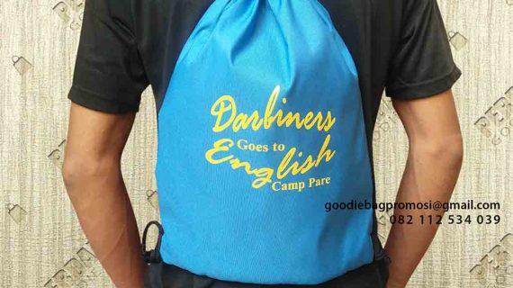 Jual Drawstring Bag Waterproof Kirim Ke Beji Timur Depok