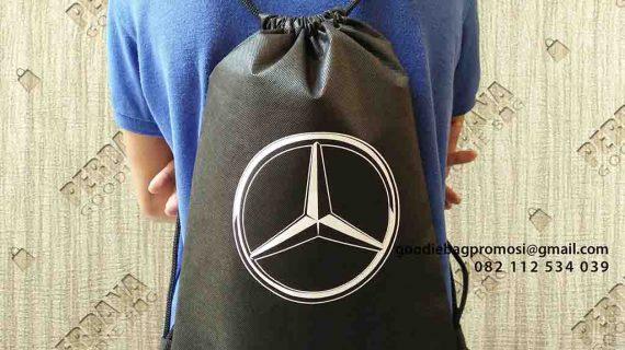Produksi Tas Goodie Bag Ransel Serut Klien Di Bintaro Permai Raya Tanah Kusir
