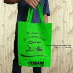 Pesan Tas Spunbond Press Batu Aji Batam Riau Express Perdana Goodie Bag