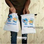 Gambar Tas Souvenir Printing Serut Jl H Titik Uding Pasar Rebo Jakarta Timur Perdana Goodie Bag
