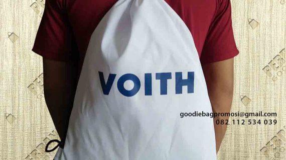 Review Tas Serut Waterproof Kawasan Industri KIIC Karawang Perdana Goodie Bag
