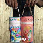 Contoh Tas Souvenir Botol Printing Klien Jl Lele Bambu Apus Pamulang Perdana Goodie Bag