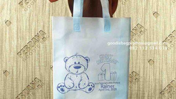 Contoh Goodie Bag Ultah Anak Model Press Klien Delatinos Cluster Santiago Districk Rawa Buntu Serpong