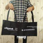 Tote Bag Kanvas Model Jinjing Kirim Klien Cengkareng Jakarta Barat