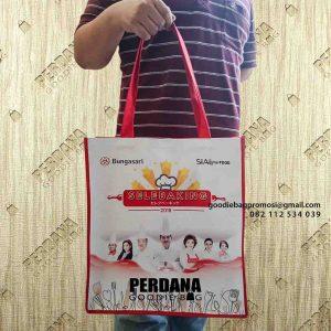 Goodie bag promosi full printing custom id4489