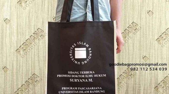 Goodie Bag Spunbond Custom Untuk Acara Lebih Berkesan