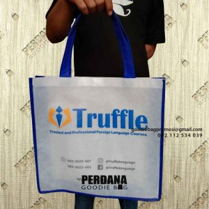 Goodie Bag Bahan Spunbond klien Baranangsiang Bogor Timur Id7769P