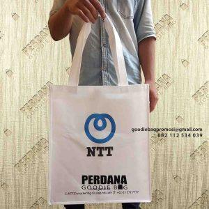 Goodie Bag Promosi Bahan Spunbond Klien Mega Kuningan Barat Setiabudi Jakarta id6047