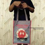 Goodie Bag Murah Bahan D300 Desain Sablon Kompleks Townhouse Limo Depok