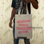 Jual Goodie Bag Bahan Blacu Taman Asri Cipadu Larangan Tangerang