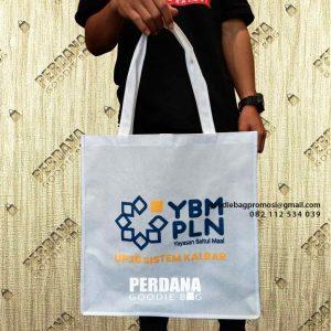 Goodie Bag Spunbond Jinjing Putih Parit Tokaya Pontianak Selatan Kalimantan Id8212P