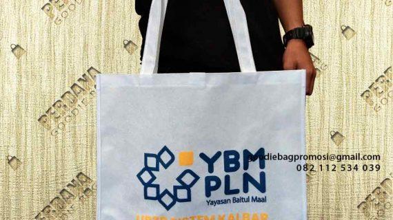Goodie Bag Spunbond Jinjing Putih Parit Tokaya Pontianak Selatan Kalimantan