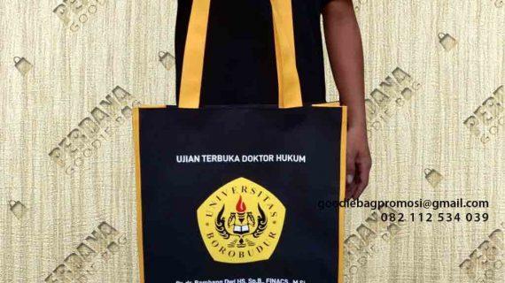 Jual Goodie Bag Bahan Dinir Universitas Borobudur Cipinang Melayu Makasar Jakarta