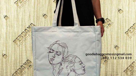 Pabrik Goodie Bag Dinir Sablon Selong Kebayoran Baru Jakarta