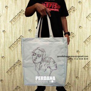 Pabrik Goodie Bag Model Jinjing Bahan Dinir Senopati Selong Kebayoran Baru Jakarta Id8020P