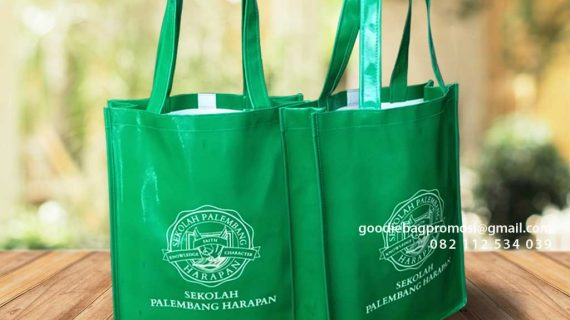 Goodie Bag Promosi Spon lack Sablon Lorok Pakjo Ilir Barat 1 Palembang