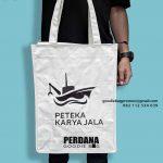 Tote Bag Kanvas Custom Sablon Kirana Two Office Tower Kelapa Gading Jakarta