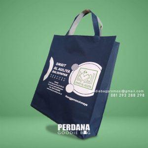 Jual Goodie Bag D300 Sablon SMAIT Al-Auliya Balikpapan Kalimantan ID8605P