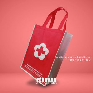 Jual Goodie Bag Spunbond Sablon Grand Depok City Kota Kembang Cilodong Depok Id8593P