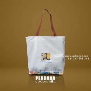 Tote Bag Kanvas Custom Printing Pattimura Selong Kebayoran Baru Jakarta Id8696P
